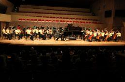 Saúl Ibarra ofrece concierto con orquesta Esperanza Azteca