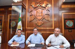 Firman convenio de colaboración UdeC y SEDATU