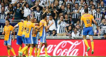 Tigres sentencia su pase, Toluca sufre para llegar a semifinales