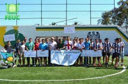 Arranca Torneo de Fútbol Rápido de la FEUC