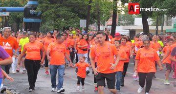 14° Carrera Contra las Adicciones en Colima