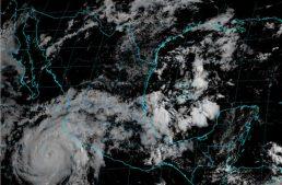 Dora se mantiene frente a costas de Colima y Jalisco
