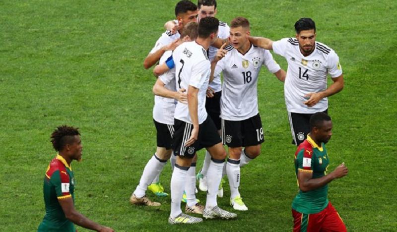 México enfría aún más el verano ruso — Copa Confederaciones