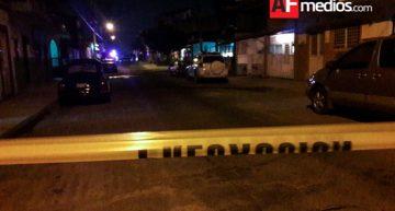 Ejecutan a hombre en el Barrio III de Manzanillo