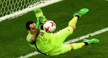 Chile venció 3-0 a Portugal en penales, está en la final de Confederaciones