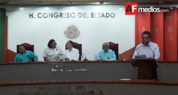 Congreso cita a 'Nacho' para informar acciones en seguridad