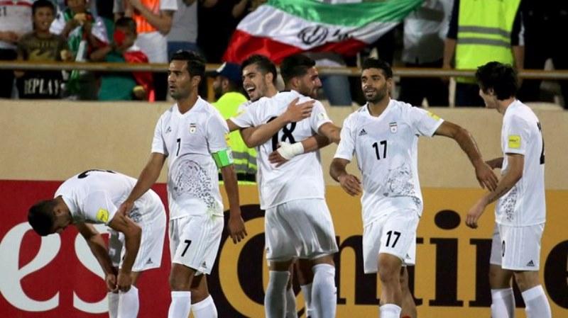 Irán, el tercer país clasificado para el Mundial de Rusia 2018