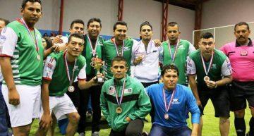 Colimenses futbolistas y voleibolista ganan cuartos lugares en competencias internacionales