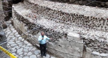 Templo de Ehécatl cuenta con más de 650 años de antigüedad