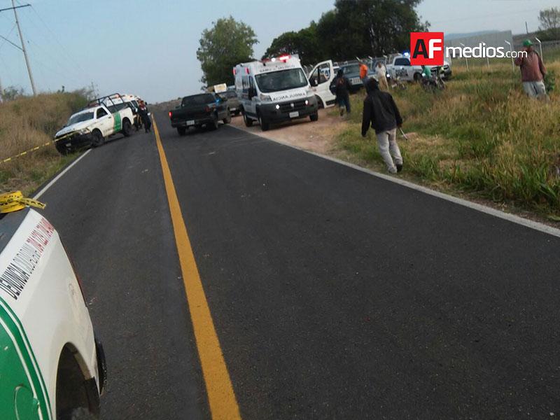 Vuelca camión de pasajeros en Jalisco; 4 muertos y 28 heridos