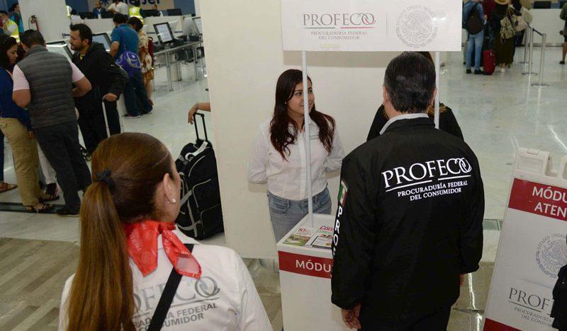 Multa Profeco a cinco aerolíneas por cobro indebido de equipaje