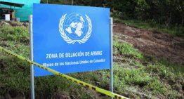 FARC finaliza entrega de armas; da fin a 53 años de conflicto