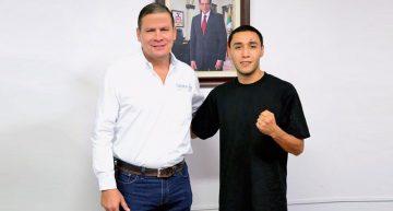 Boxeador colimense consigue clasificación al Mundial de Alemania