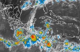 Zona de inestabilidad propicia lluvias en Oaxaca, Chiapas y Tabasco