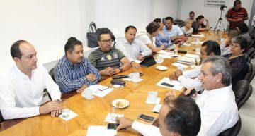 Seidur presenta a diputados propuesta de nueva Ley de Asentamientos Humanos