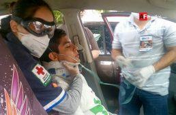 Imparten curso 'Soporte de Vida' en Cruz Roja