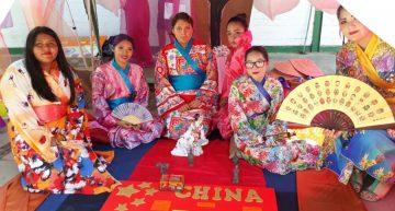 Realizan Festival Culturas del Mundo