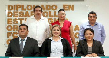 Concluye en Manzanillo diplomado en Desarrollo Estratégico Organizacional