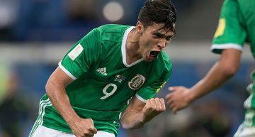 Un empate basta para México