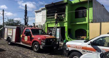 Incendio en Albergue de 'La Villa' y vivienda de Colima