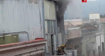 """Faltos de equipo, bomberos  trabajarán """"hasta que la suerte aguante"""": Melchor Ursúa"""