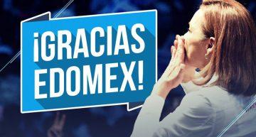 Josefina reconoce derrota en Edomex