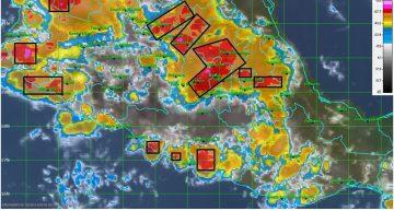 Nubosidad favorece potencial de lluvia en próximas horas: PC