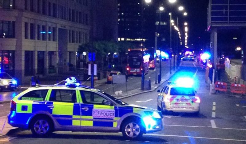 Ataques terroristas, 2 de los 3 incidentes en Londres, confirma Policía