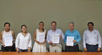 Marindustrias se suma al proyecto de la nueva Unidad Deportiva Infantil