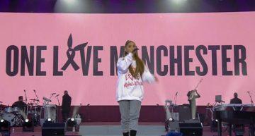 Miles acuden al One Love Manchester por atentado en Londres