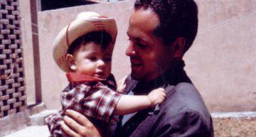 Peña recuerda a su padre