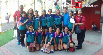 Plata para Colima en Juegos Deportivos de Educación 2017