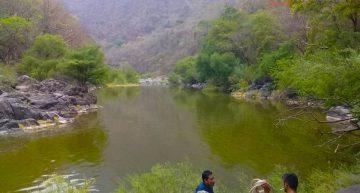 PC Jalisco realiza búsqueda de dos hombres en Río Verde