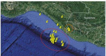 Sismo de magnitud 7 con epicentro en Chiapas; ahí se han registrado 77 desde el 10 de junio