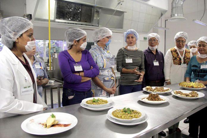 Closed workshop healthy cooking for diabetics - AFmedios 1