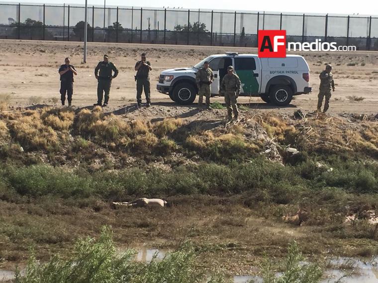 Cuatro migrantes mueren al intentar cruzar el río Bravo