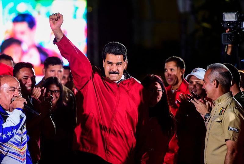 Venezuela: contra todo pronóstico instalan la Asamblea Constituyente de Nicolás Maduro