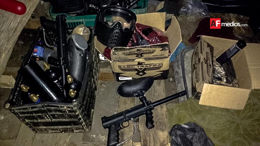 Hallan campamentos para sicarios en Jalisco