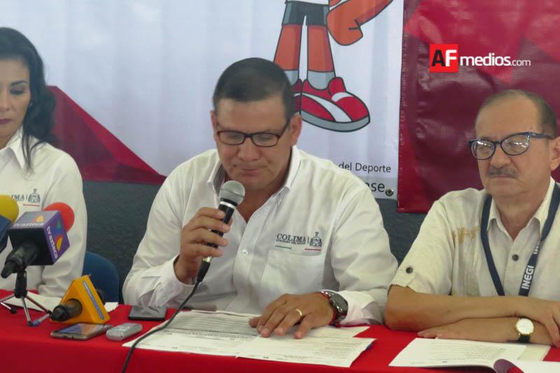 Ola Roja rumbo a Colima en la Paralimpiada Nacional 2017