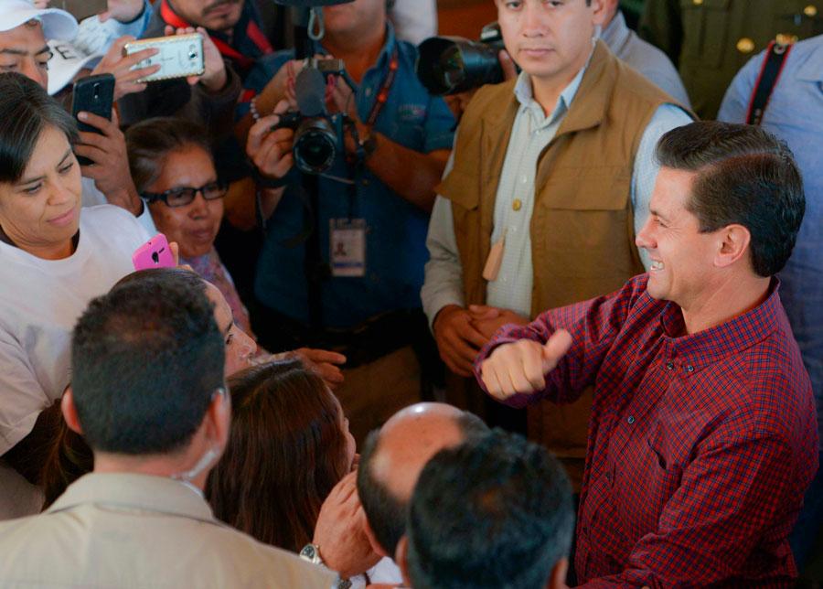 Peña prevé cumplir en octubre con 3 millones de empleos