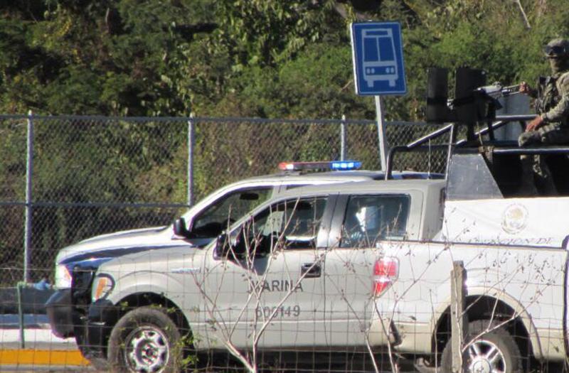 Marinos y civiles armados se enfrentan en Tonalá; mueren 3