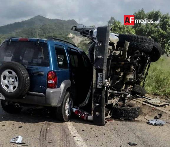 Michoacán, segundo estado del país con más víctimas mortales por accidentes