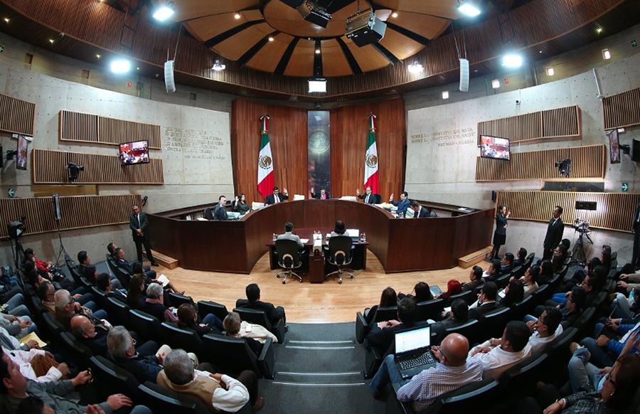 Riquelme no rebasó el tope de campaña: Tribunal Electoral