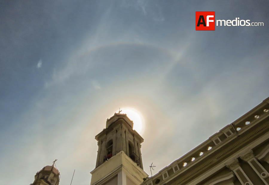 Este martes se esperan posibles lluvias en la Ciudad de México