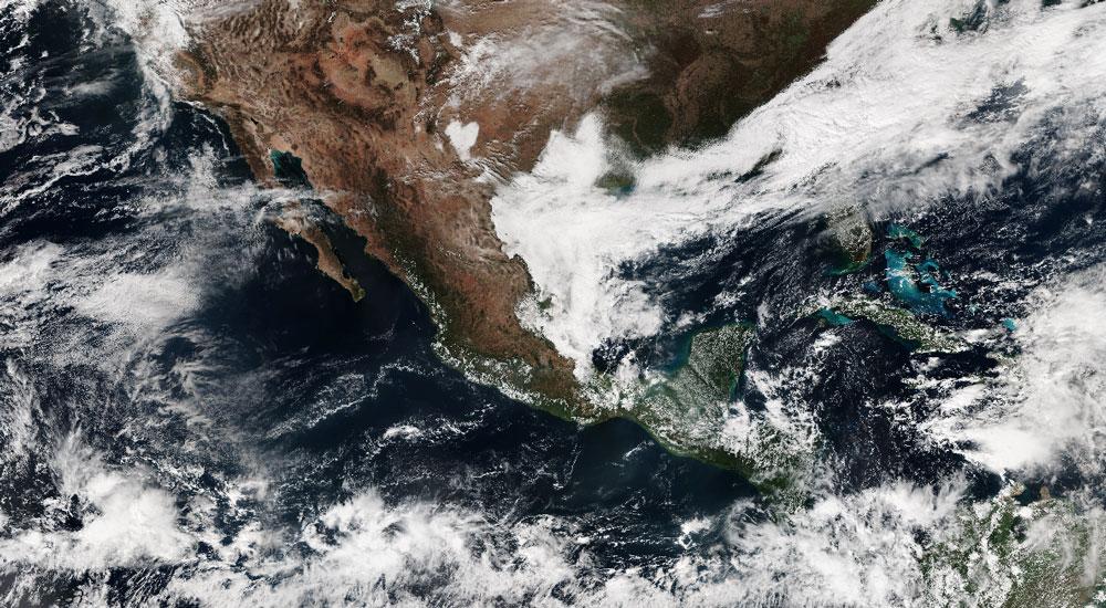 Yucatán sentirá los estragos del frente frío número 9