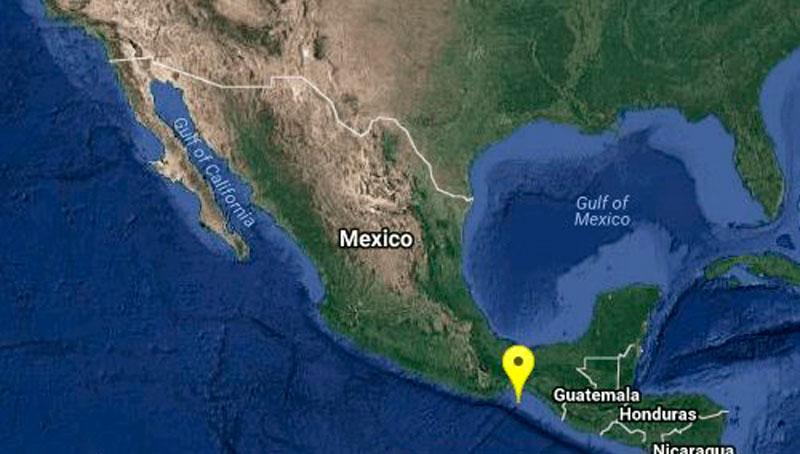 Sismo de 5.1 'despierta' a Oaxaca