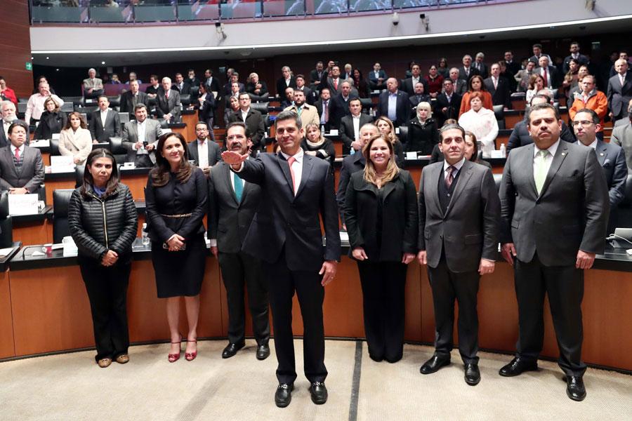 Senado de México nombra nuevo fiscal contra delitos electorales