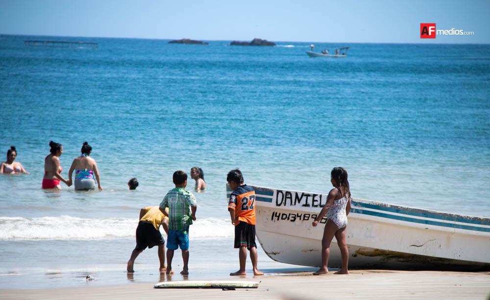 Playas de Jalisco, listas para vacaciones de fiestas decembrina