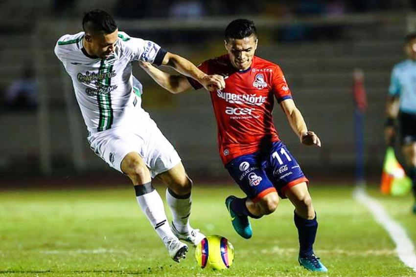 Atlante vs Zacatepec, Liga de Ascenso MX — Partido en vivo