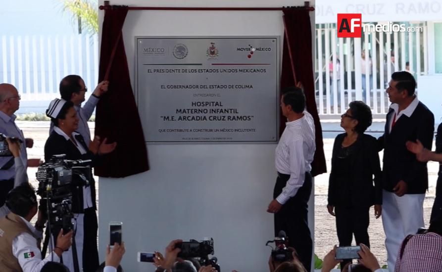 Cumplirá Peña Nieto compromisos en 2018